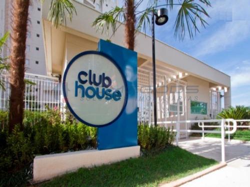 Oportunidade - Apartamento  Mobiliado  No Parque Prado - Condominio Club House P/ Locação Ou Venda - Valor (r$ 790.000,00) - Ap01848 - 69197696