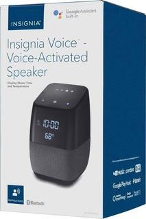 Bocina Insignia Con Asistente De Voz, Cnsultar Diponibilidad