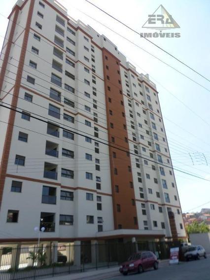 Apartamento Com 3 Dormitórios À Venda, 99 M² Por R$ 590.000 - Chácara São José - Arujá/sp - Ap0139