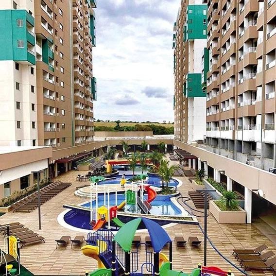 Flat - Apart Hotel À Venda - Olímpia Park Resort