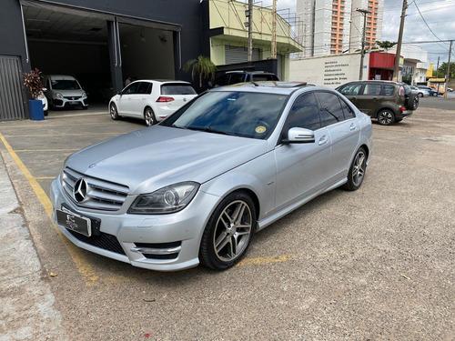 Mercedes-benz C 250 2.0 16v 4p Cgi Sport Turbo Automático