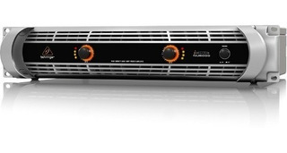Amplifcador Behringer Nu6000 Ultraligero De Sonido