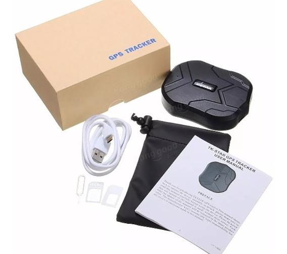 Rastreador Veicular Tk905 / Com Ima / A Pronta Entrega