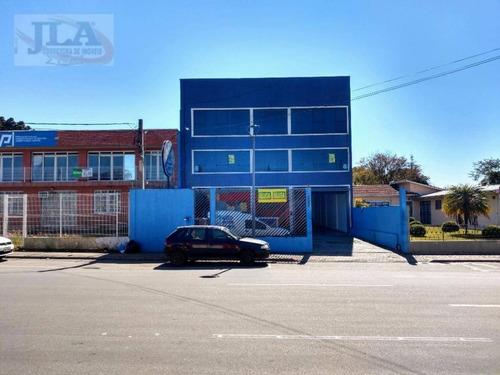 Andar Corporativo Para Alugar, 240 M² Por R$ 5.900,00/mês - Jardim Social - Curitiba/pr - Ac0003