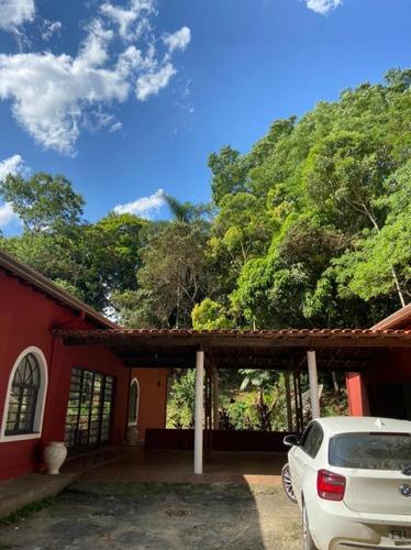 Chácara Para Venda Em São José Dos Campos, Buquirinha, 4 Dormitórios, 2 Suítes, 2 Banheiros, 3 Vagas - Si0006_1-1852545