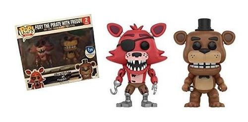 Juegos De Funko Pop: Five Nights At Freddy's - Foxy The
