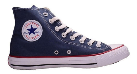Zapatillas Converse Outlet Navy Hi Off135980b Caz