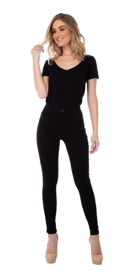 Calça Skinny Cintura Média Biotipo 24579