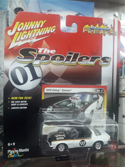 Jonnhy Lightning 1976 Chevy Camaro 1/64 Supertoys
