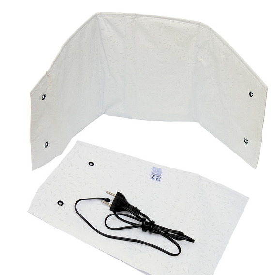 Kit Com 5 Cinta Manta Termica Eletrica Abdominal - 127w