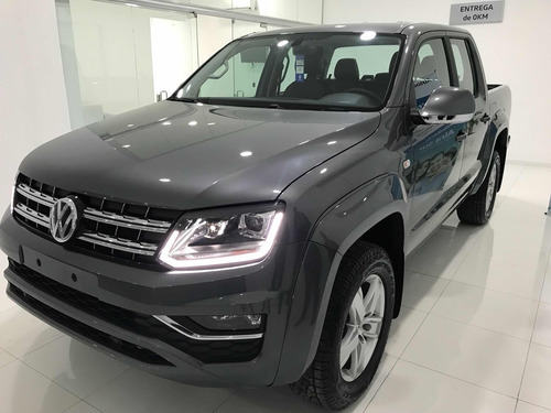 Vw Volkswagen Amarok 2.0 Highline 4x2 At Entrega Inmediata A