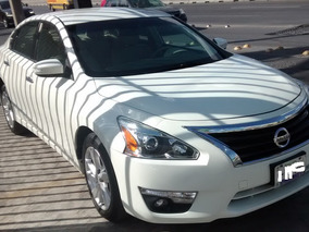 Nissan Altima 2.5 Advance At Piel Cvt