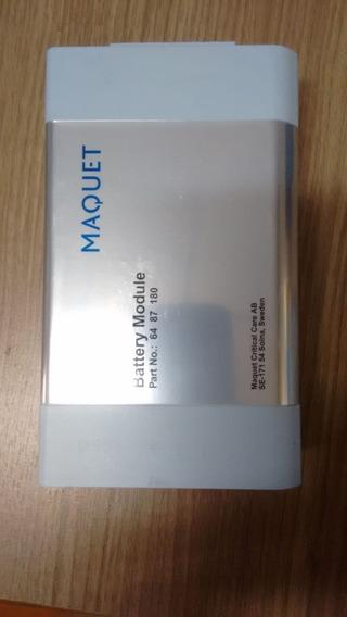 Modulo De Bateria Maquet Ref. 64 87 180 12v 4ah