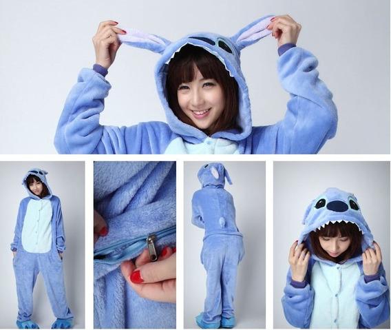 Kigorumi Pijama Stitch Adulto