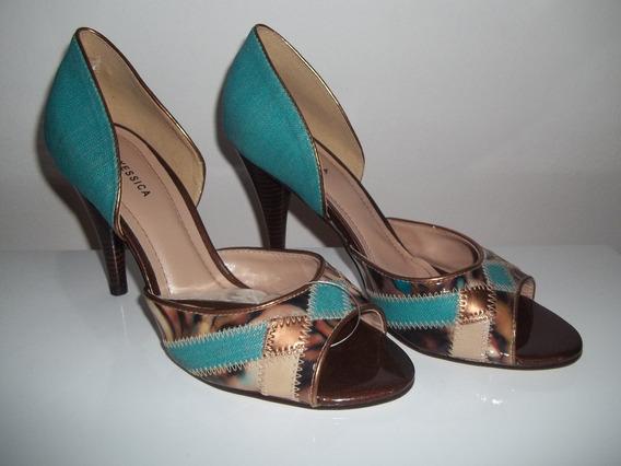 Sapato Feminino Yessica Novo!!! Tamanho 37