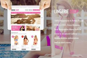 Mega Loja Magento Lingerie + Suporte Instalação Gratis
