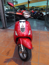 Gilera Scooter Qm 125cc 2014 Impecable