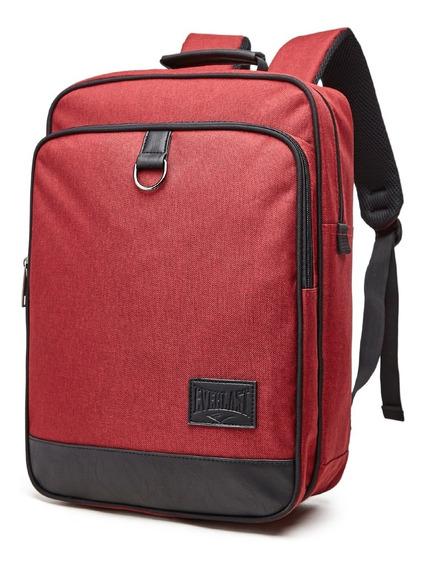 Mochila Urbana Everlast Original Porta Notebook New Premium!