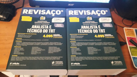 Revisaço Analista E Tecnico Do Trt/henrique Correia (coord)#
