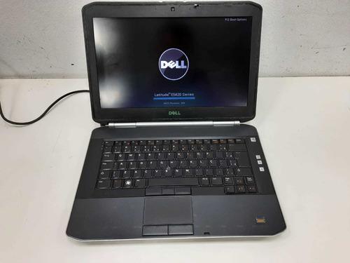 Imagem 1 de 10 de Notebook Dell E5420 I7 8gb Ram Ssd 120gb Garantia Nf Detalhe