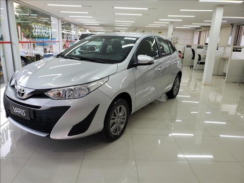 Toyota Yaris 1.5 Xl Plus Connect 16v Cvt 5p 2020/2021 0km