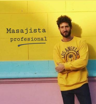 Masajes Relajantes Y Descontracturante - Date Un Descanso!
