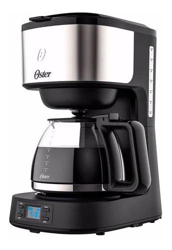 Imagen 1 de 1 de Cafetera Oster BVSTDC10SS automática negra 220V