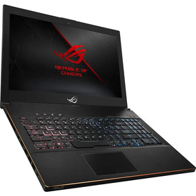 Notebook Gamer Asus Rog Gu501: I7-8750h Gtx1060 Ssd120g 16g