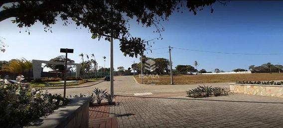Lote À Venda No Condomínio Vilas Do Lago, 342 M², Financia - Lagoa Redonda - Fortaleza/ce - Te0163