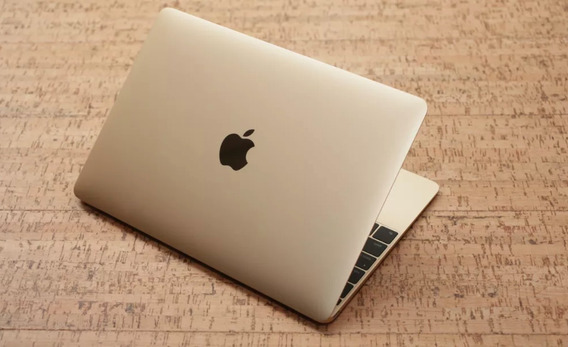 Macbook 12 Retina Gold 1.1ghz 256gb 8gb (último Modelo)