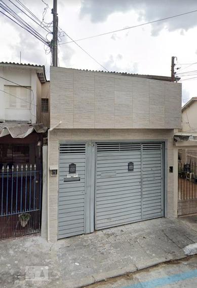 Casa Para Aluguel - Campo Belo, 1 Quarto, 25 - 893056658