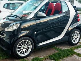 Smart Fortwo Cabrio Passion Aa Piel Mt 2009