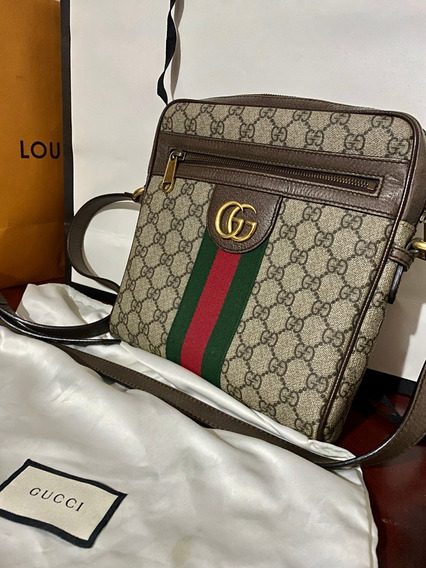 Bolsa Gucci Ophidia Gg Small Messenger Bag Original