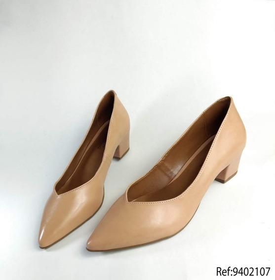Sapato Feminino Social Conforto