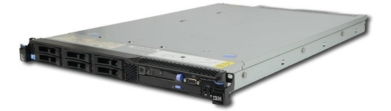 Servidor Ibm X3550 M2 Xeon 5560 + 6gb Ddr3 (sem Hd)