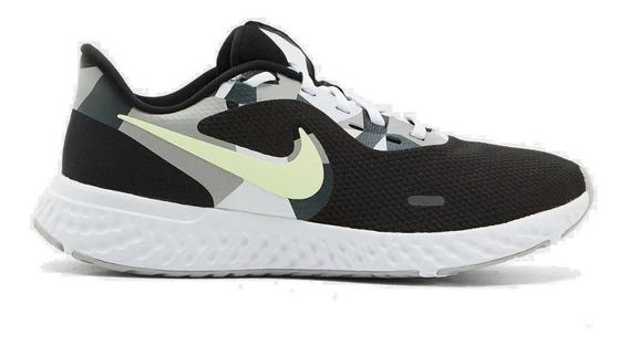 Tênis Running Nike Masculino Revolution 5 Bq3204 Conforto