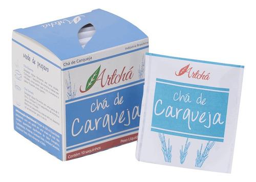 Chá Carqueja Caixa C/10 Sachês 10gr - Artchá