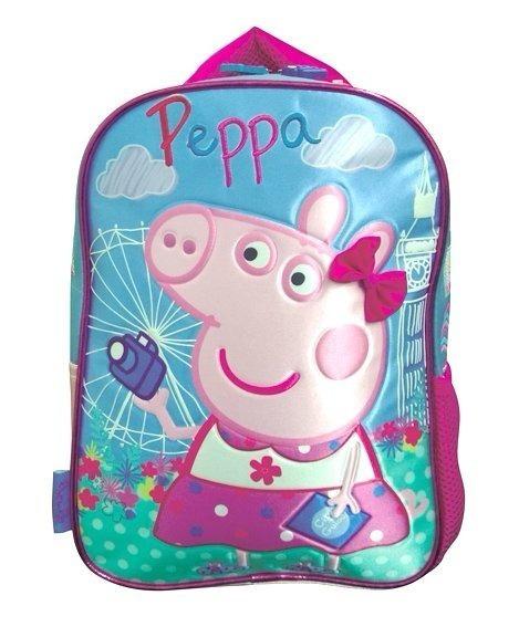 Mochila Peppa Pig 12 Pulgadas (pp424)