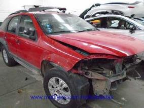 Yonke Fiat Adventure Palio Partes Huesario Refacciones