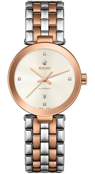 Reloj Florence Diamonds Pm Aut Date Pvdr-ac C/bg 48900733