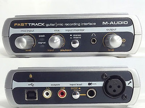 Interface M-audio Fast Track