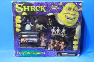 Shrek Fairy Tale Fugitives Mcfarlane Toys Figura