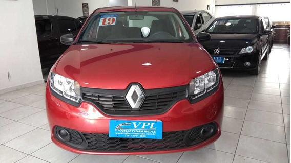Renault Sandero 1.0 12v Authentique 2018 / 2019
