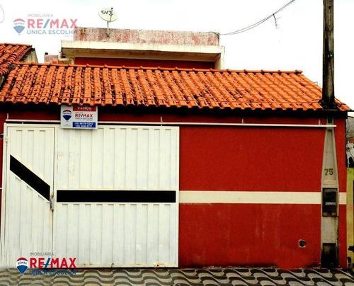 Casa Com 3 Dormitórios À Venda, 126 M² Por R$ 265.000,00 - Jardim Califórnia - Sorocaba/sp - Ca1950