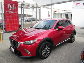 Mazda Cx-3 2.0 I Grand Touring 2016 Rojo