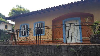 Casa Em Condomínio Para Venda Em Embu Das Artes, Chácaras Embu Colonial, 4 Dormitórios, 4 Suítes - 542