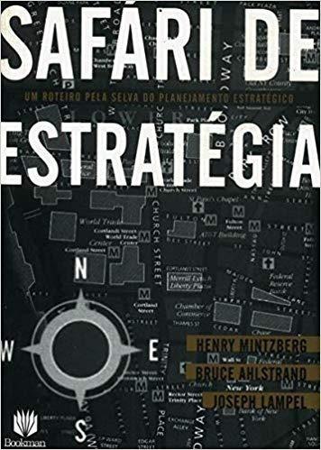 Livro Safari De Estratégia Henry Mintzberg Frete Gratis
