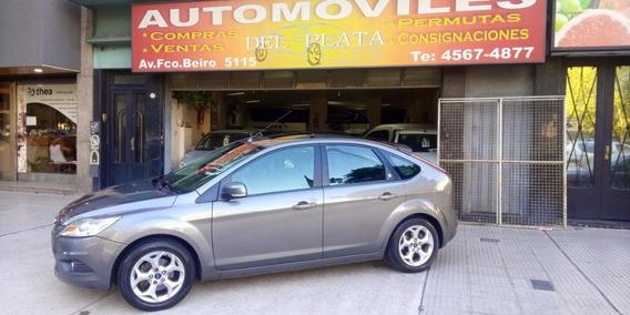Ford Focus Ii 2.0 Ghia Automatico Con Cuero 5 Ptas Año 2013