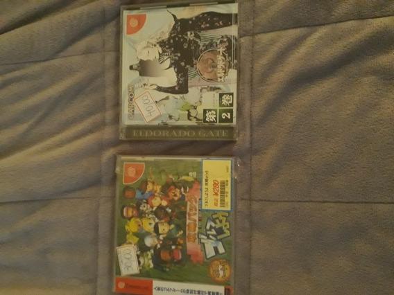 Lote Mega Drive Ps4, Ps1, Ps2 E Dreamcast - 21 Itens