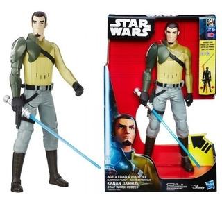 Star Wars Figura Electrónica S1 Hs Hero Original Hasbro